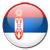 Serbų kalba (flag)