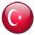 Turkų kalba (flag)