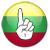 Lietuvių gestų kalba (flag)